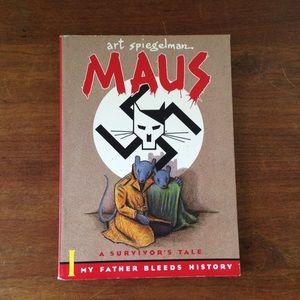 "Art Spiegelman ""MAUS: A Survivor's Tale"""